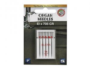 иглы Organ EL x 705 5/75 блистер