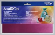 Лист для фольгирования Scan&Cut розовый CAFTSPNK1