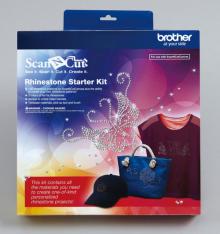 Базовый набор Scan&Cut для работ со стразами CARSKIT1