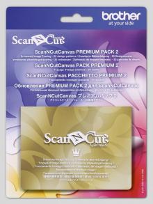 Обновление Scan&Cut Premium Pack2  CACVPPAC2