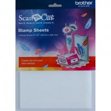 Листы Scan&Cut для штампов CASTPS1