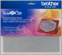 Фольга для тиснения Scan&Cut серебро CAEBSSMS1