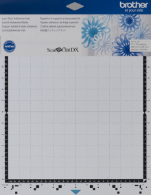 Слабоклейкий раскройный мат Scan&Cut для тонкой бумаги 305х305мм CADXMATLOW12