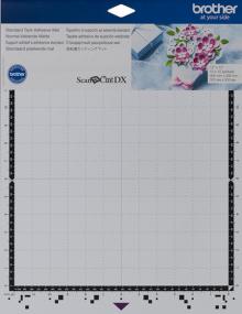 Стандартный раскройный мат Scan&Cut для разных материалов 305х305мм CADXMATSTD12