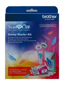 Базовый набор Scan&Cut для создания штампов CASTPKIT1