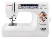 Электромеханическая швейн машина Janome ArtDecor 718A