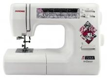 Электромеханическая швейн машина Janome ArtDecor 724A