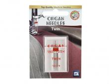 иглы Organ Двойные 1-100/4 блистер