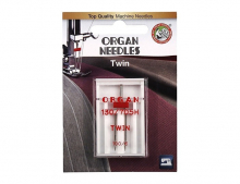 иглы Organ Двойные 1-100/6 блистер
