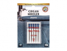 иглы Organ Джинс 5/100 блистер
