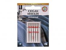 Универсальные иглы Organ 5/110 блистер