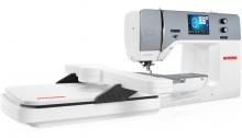 Швейно-вышивальная машина Bernina 770QE с выш модулем