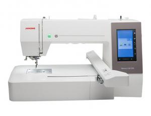 Вышивальная машина Janome Memory Craft 550 E